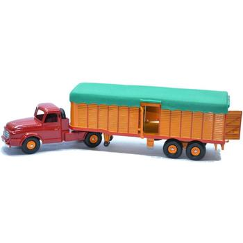 1:43 Model ARABA MDOEL en İYİ Atlas Dinky SUPERTOYS 36B YARI REMOROUE FRUEHAUF