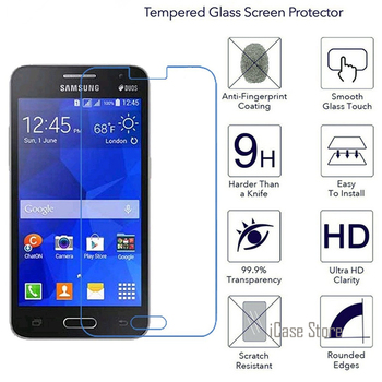 Samsung Galaxy S3 S4 S5 Duo S6'yı Grand Prime G531H J1Mini J3 ACE4 NEO Koruyucu Film İçin Tempered Glass Premium Ekran Koruyucu